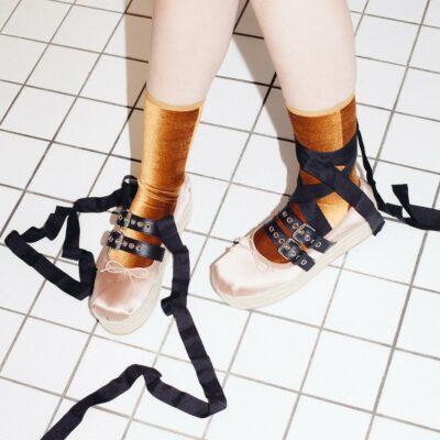 Velvet Sock's Gold
