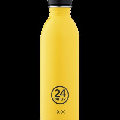 Urban Bottle Taxi Yellow