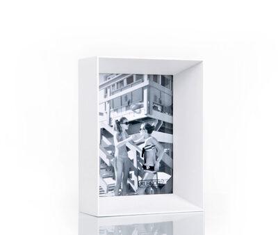 Prado Frame – White