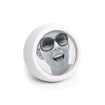 Bubble Frame – Medium (White)