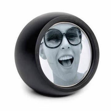 Bubble Frame – Large (Black)