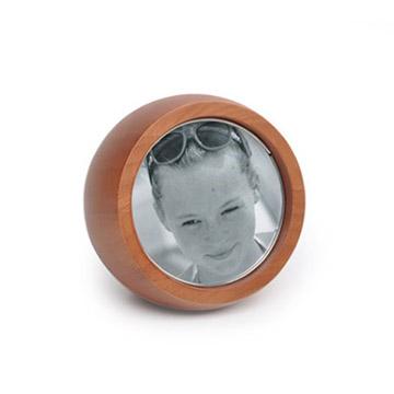 Bubble Frame – Large (Wood)