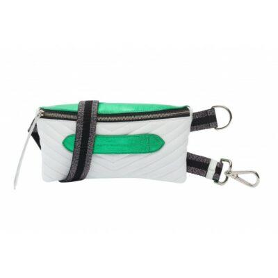 Belt Bag Coachella White Smith