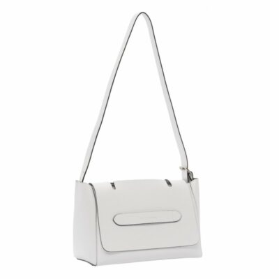 Hand Bag Beauville White