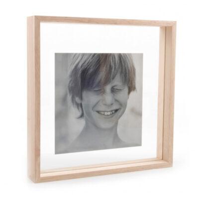 Floating Box Frame – Timber