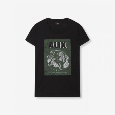 Boxy T-Shirt – Black