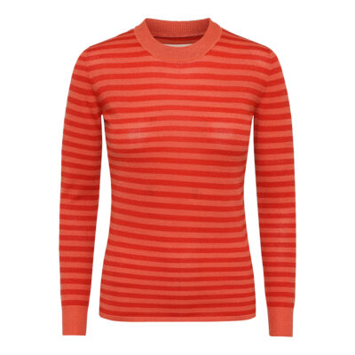 Twiggy stripes pullover