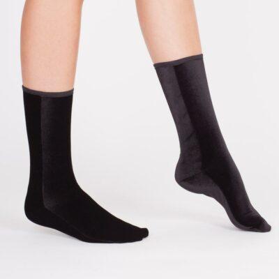 Velvet Sock's Black