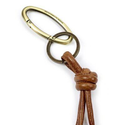 Key Hanger – Cognac