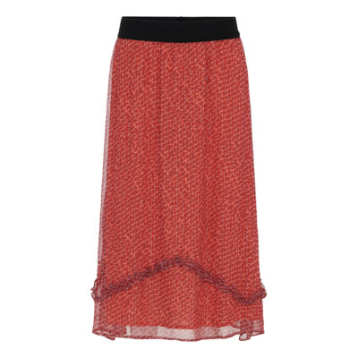 Debbi Silk Skirt