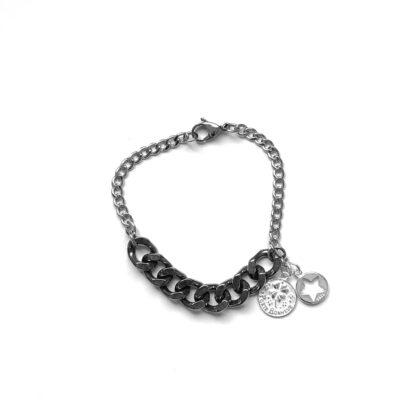 Big Chain Bracelet Silver