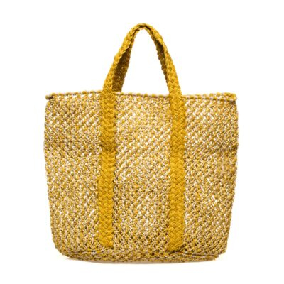 Connie Basket – Yellow