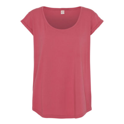 Lonnie T-shirt Slate Rose