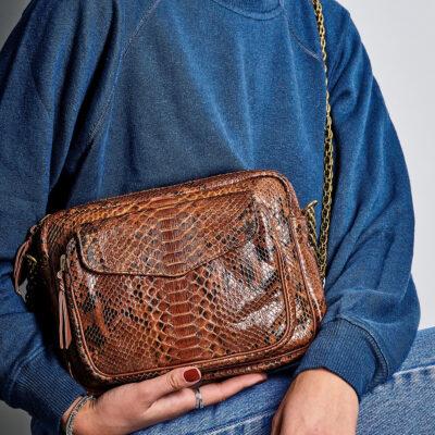 Big Charly Bag – Moka