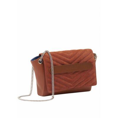 Chain Bag Villa Clara Cognac