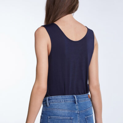 Silk Patch Shirt