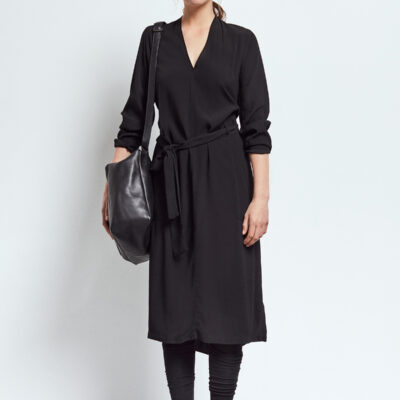Bianca Dress – Black