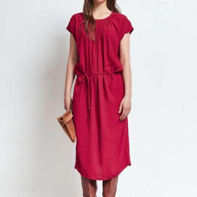 Blair Dress – Beetroot