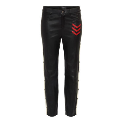 Hoxie Leather Pants