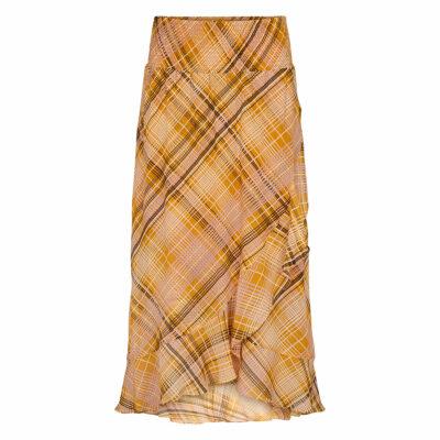 Loch Midi Skirt