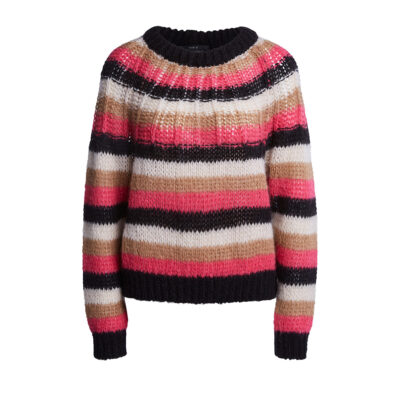 Long Sleeve Striped Jumper
