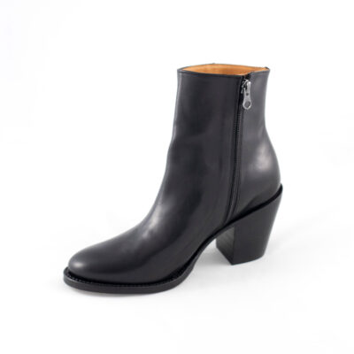 Palermo Negro Ankle Boots
