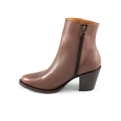 Palermo Cuero Ankle Boots