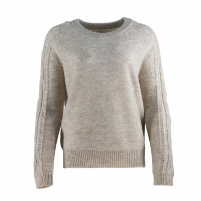 Ashley Pullover Beige