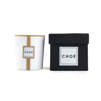 Soy / Beeswax Amber Scented Body & Hands Candle