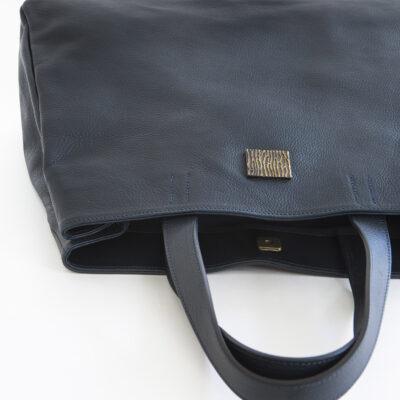Coron Bag – Blue (small logo)