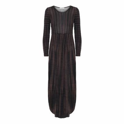 Catrin – Smokey Pleated Waist Dress