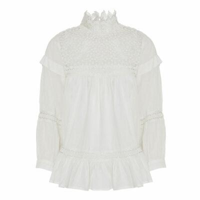 Cia – Cotton Voile Blouse