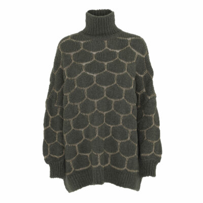 Cora – Honey Knit os Sweater