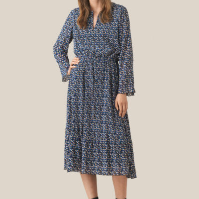 Edwin Midi Dress