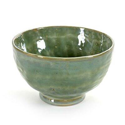 Medium Seagreen Ceramic Pure Bowl