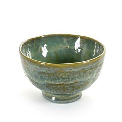 Small Seagreen Ceramic Pure Bowl