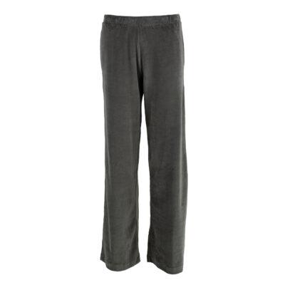 Rio Largo Velour Pants Dark Khaki