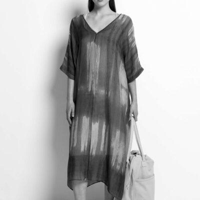 Evi Dress – Ash
