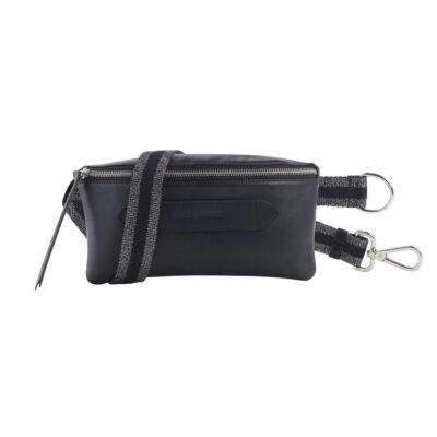 Coachella – Black Belt Bag