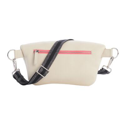 Neufmille XL Belt Bag – Cream