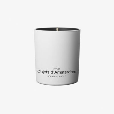 Luxurious Scented Candle No.92 – 220 gr.