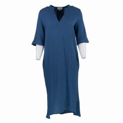 Charline Dress – Denim