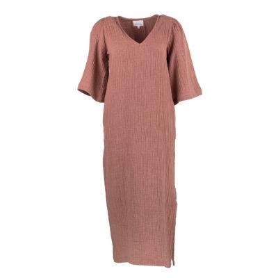 Olivia Dress – Dark Pink