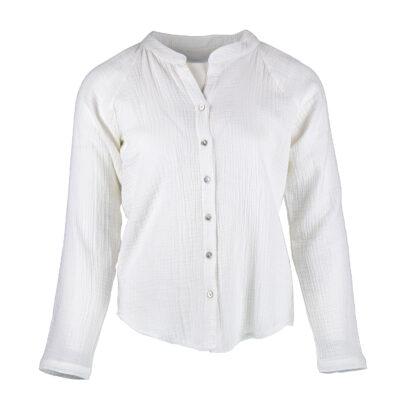 Julie Shirt – White