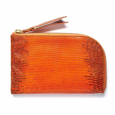 Max Wallet – Orange Lizard