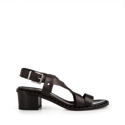 Tulum Sandal – Black