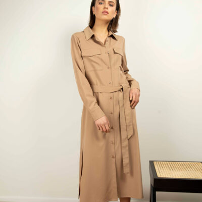 Sartre Shirtdress