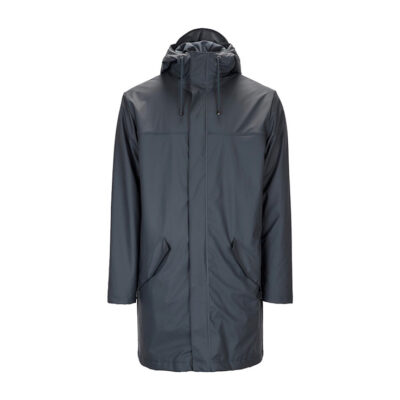 Alpine Jacket With Lining – Black