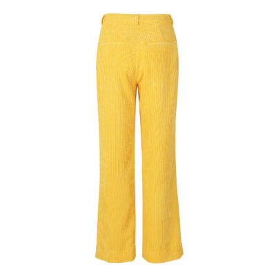 Boyas Trousers – Yellow