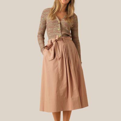 Phoebe Wrap Skirt